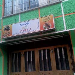 Don Ángel Rapideli en Bogotá