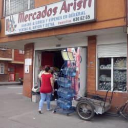 Mercados Aristi en Bogotá