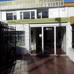 Ambientes y Soluciones en Bogotá