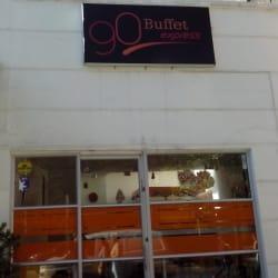 Restaurante 96 Buffet Express en Bogotá