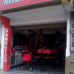 Sandwich D.C en Bogotá