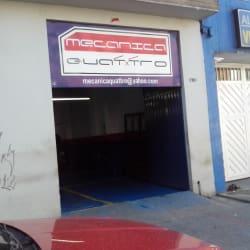 Mecánica Quattro en Bogotá