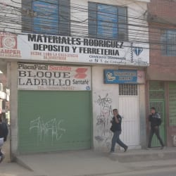 Materiales Rodriguez en Bogotá