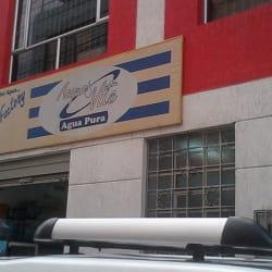 Agua Vite en Bogotá