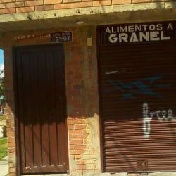 Alimentos A Granel en Bogotá
