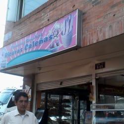 Panaderia y Reposteria Ricuras Caleñas en Bogotá