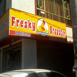 Fresky Broaster en Bogotá