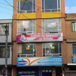 Instituto de Formación en Belleza en Bogotá