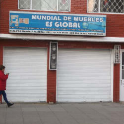 Mundial De Muebles Es Global en Bogotá