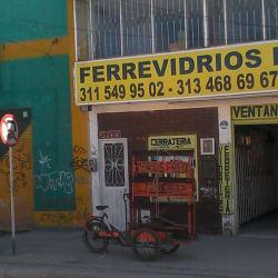 Ferrevidrios Fredy en Bogotá