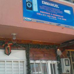 Emmanuel en Bogotá