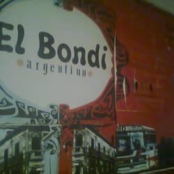 El Bondi Argentino  en Bogotá