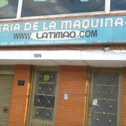 Latimaq en Bogotá