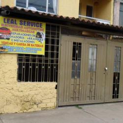 Leal Service en Bogotá