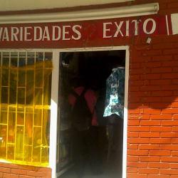 Variedades Exito en Bogotá