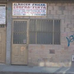 Almacén Jaicar en Bogotá