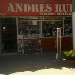 Andres Ruiz Shoe Market en Bogotá