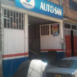 Autosan en Bogotá