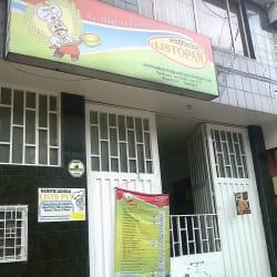 Panificadora Listo Pan en Bogotá