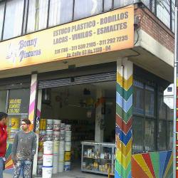 Bonny Pinturas Calle 63 en Bogotá
