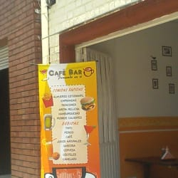 Cafe Bar Pensando en Ti en Bogotá