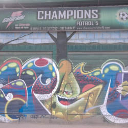 Champions Futbol 5 en Bogotá