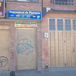 Coocentral De Pinturas en Bogotá