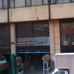 Arquiplásticos en Bogotá