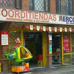 Coorditiendas Mercosur en Bogotá