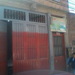 Depósito de Tejas en Bogotá