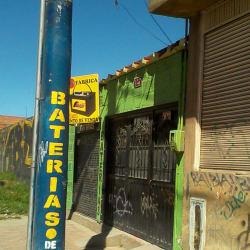 Baterias Diagonal 30 en Bogotá