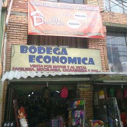 Bodega Económica en Bogotá