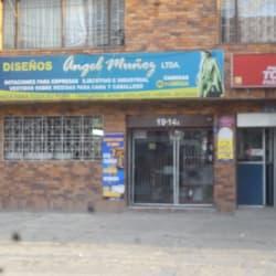 Diseños de Moda Ángel Muñoz en Bogotá