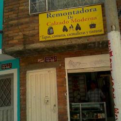 Remontadora de Calzado Moderna en Bogotá