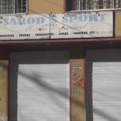 Sarod S Sport en Bogotá
