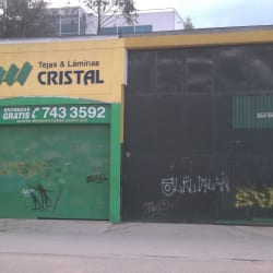 Tejas y Laminas Cristal en Bogotá