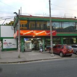 Terranova en Bogotá