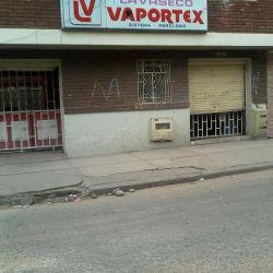 Lavaseco Vaportex en Bogotá