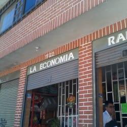 La Economía Carrera 12 con 11D en Bogotá