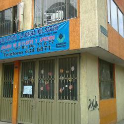 Hogar Grupal La Magía del Saber en Bogotá