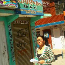 Adornos DYC en Bogotá