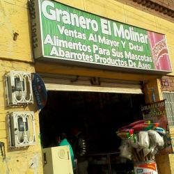 Granero El Molinar en Bogotá