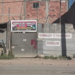 Fábrica de Canales Apolo en Bogotá