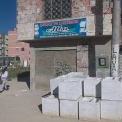 Fábrica de Lavaderos Alba en Bogotá