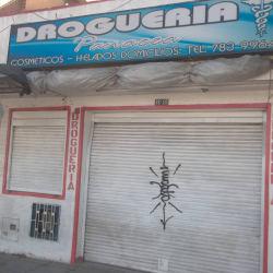 Droguería Panacea en Bogotá
