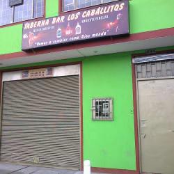 Taberna Bar los Caballitos en Bogotá