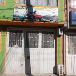 C & S Latoneria y Pintura Automotriz en Bogotá