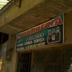 Cigarrería Armero en Bogotá