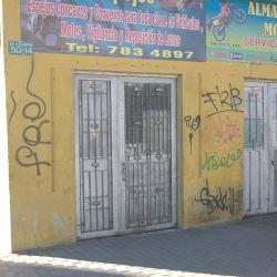Sur Espejos en Bogotá