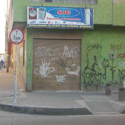 S J G en Bogotá